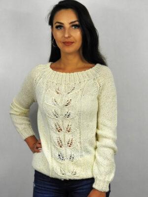 Sweter reglanowy handmade ALTA
