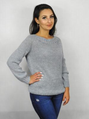 Sweter handmade TEBA