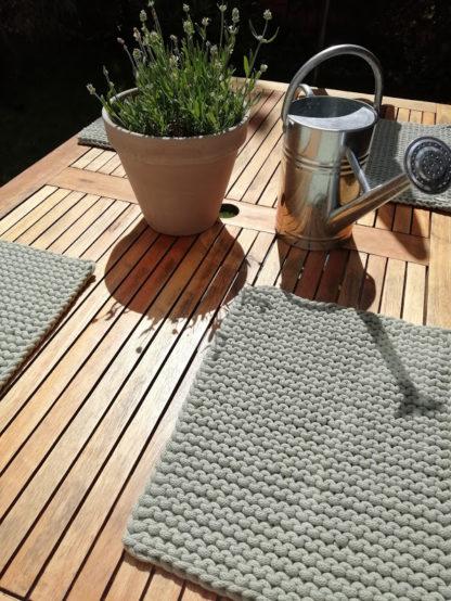 Podkładki stołowe handmade
