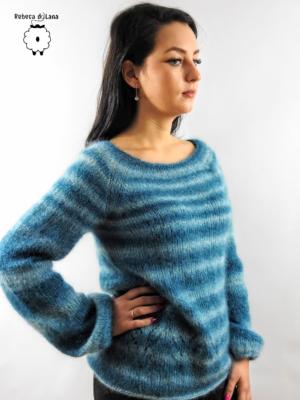 Sweter reglanowy VASCO