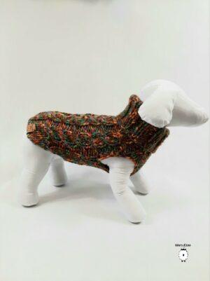 Sweterek dla psa melanż CHICO