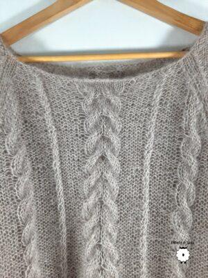 Sweter reglanowy YSABEL