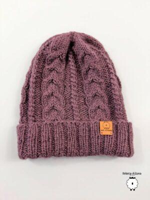 Komplet czapka i rękawiczki JIMENA ALPAKA