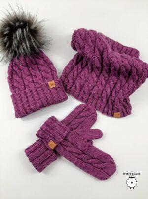 Komplety zimowe handmade
