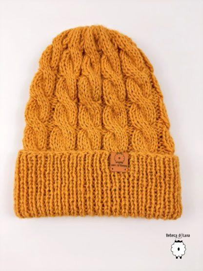 komplet czapka i rekawiczki