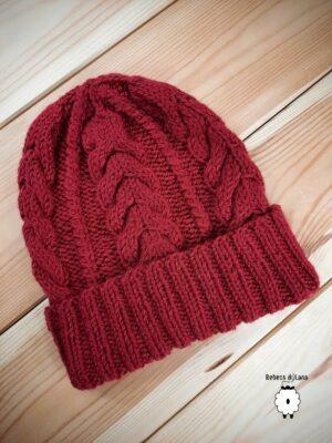 Komplet czapka i rękawiczki JIMENA