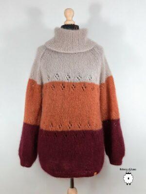 Sweter reglanowy FELICIDAD