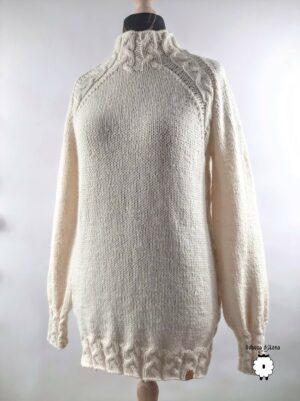 Sweter reglanowy BASILIO