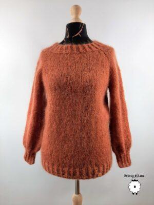 Sweter reglanowy JORGE