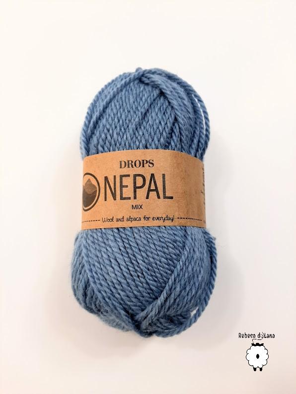 nepal jasny niebieski