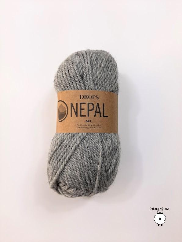 nepal szary