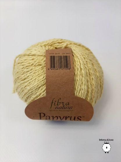 papyrus żółty