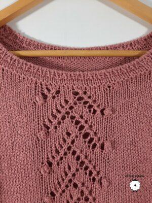 Sweter reglanowy PRIMAVERA