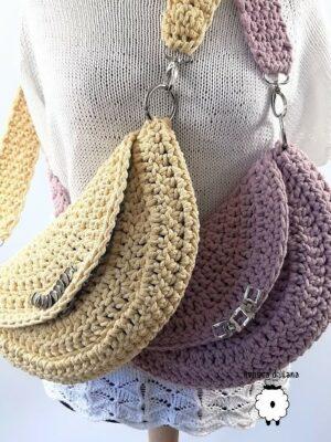Torebka handmade LUNA