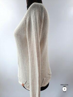 Sweter reglanowy SOL