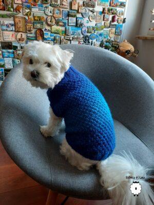 Sweterek dla psa OMBRE