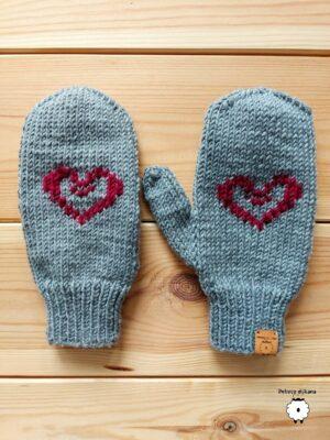 Rękawiczki z jednym palcem CORAZON