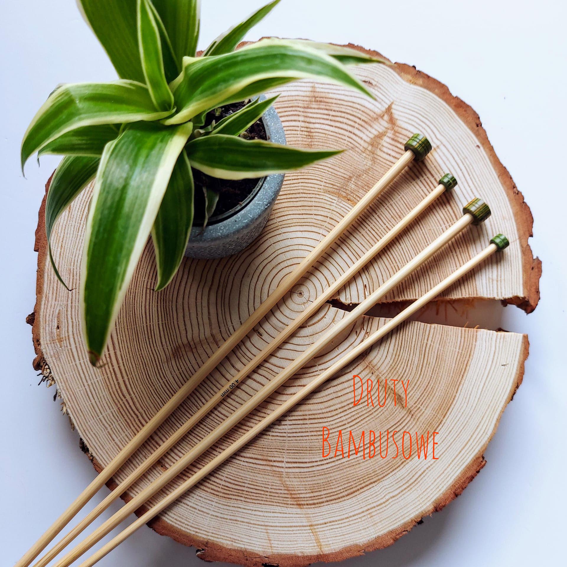druty bambusowe