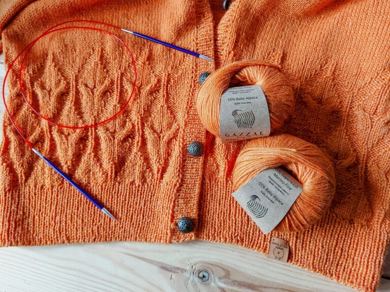 PORADNIK: podstawowe ściegi na drutach