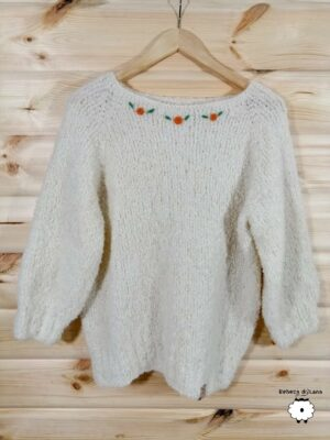 Sweter reglanowy FLORES