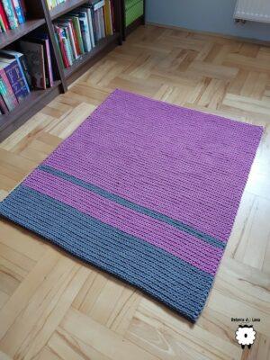 Dywan ze sznurka bawełnianego CAMEL – prostokątny