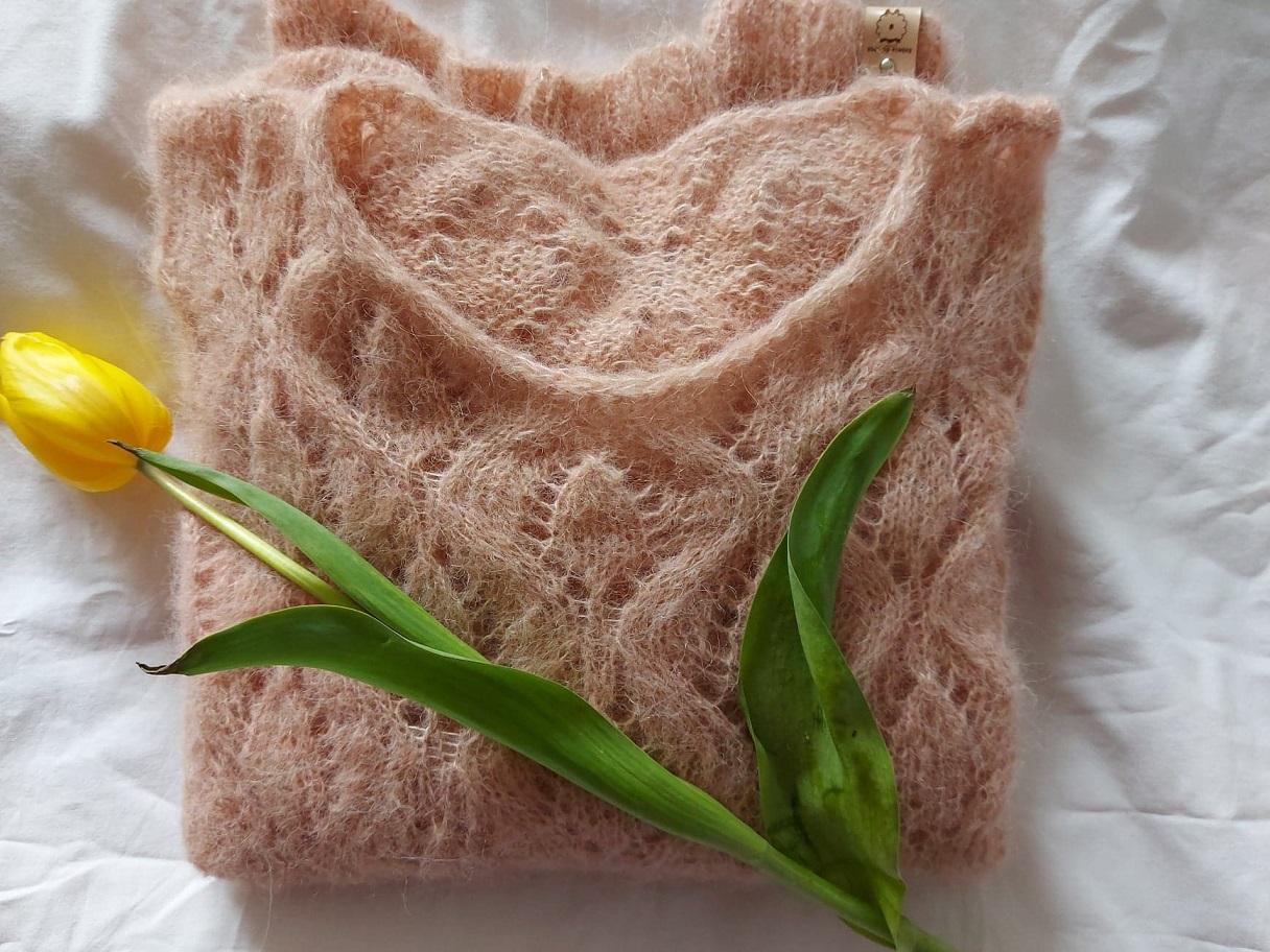 Jak zrobić sweter na drutach?