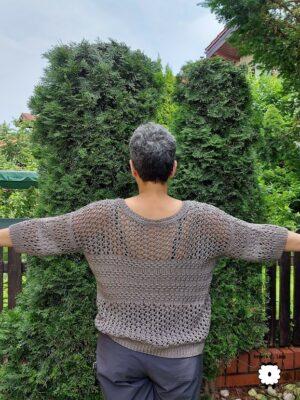 Bawełniana bluzka ABELLA