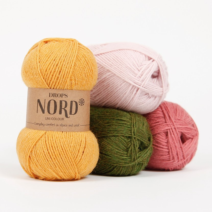 DROPS Nord - wełna alpak