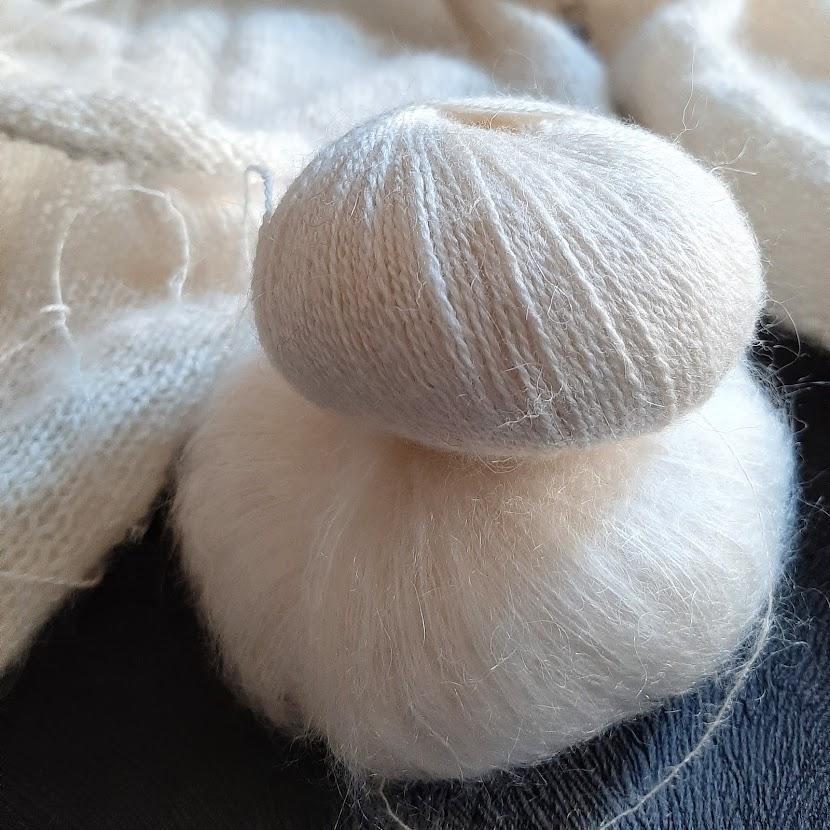 Przegląd włóczek - wełna alpak