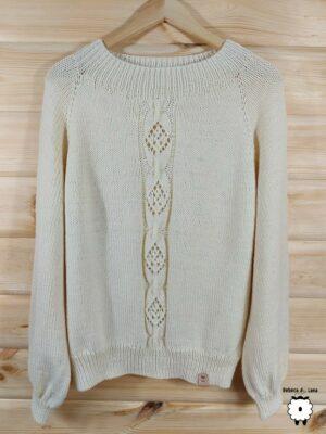 Sweter reglanowy CHELO