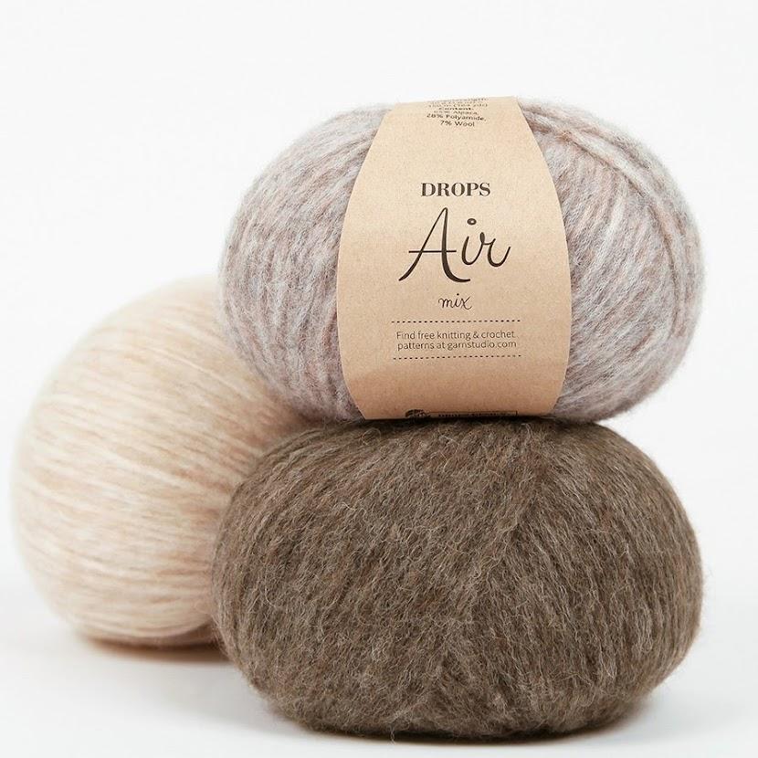 DROPS Air - wełna alpak