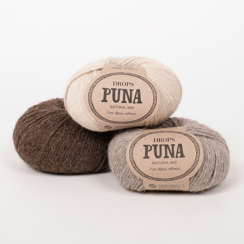 DROPS Puna - wełna alpak